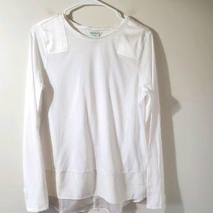 Sundance Cotton and Silk long sleeve shirt